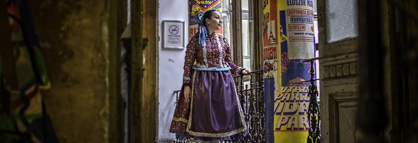 Fundák-Kaszai Lili és Fundák Kristóf